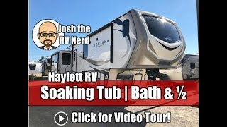 Download UPDATED 2019 Montana 3921FB or 3920FB Front Bath & a Half Soaking Tub Keystone Luxury Fifth Wheel RV Video