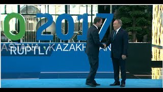 Download LIVE: Expo 2017 'Future Energy' in Astana: opening ceremony Video