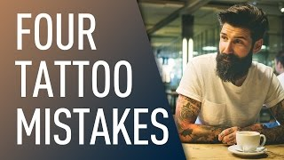 Download Four Biggest Tattoo Mistakes | Carlos Costa Video