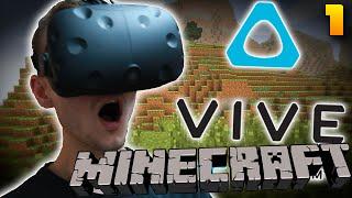 Download MINECRAFT VE VIRTUÁLNÍ REALITĚ? - HTC Vive Hry #1! Video