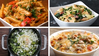 Download 8 One-Pot Pastas Video