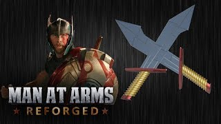 Download Thor's Dual Swords - Thor: Ragnarok - MAN AT ARMS: REFORGED Video