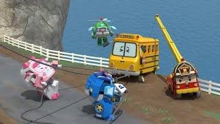 Download Робокар Поли - Приключение друзей - Поспешишь всех насмешишь (мультфильм 7 в Full HD) Video