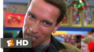 Download Jingle All the Way (1/5) Movie CLIP - Looking for Turbo Man (1996) HD Video