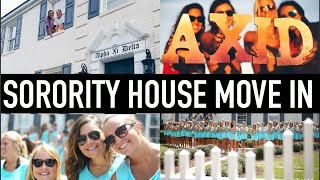 Download COLLEGE MOVE IN | SORORITY HOUSE EDITION Video