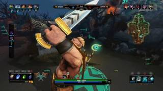 Download PS4 Pro SMITE! Anubis jungle. How hard must I carry? Video