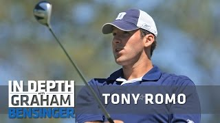 Download Tony Romo on qualifying for golf's U.S. Open Video