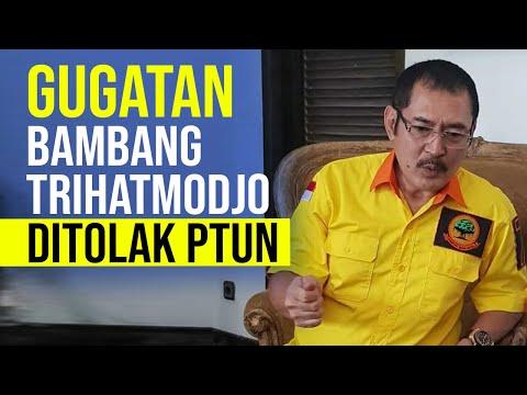Pengadilan Memenangkan Kemenkeu, Bambang Trihatmojo Dihukum Bayar Rp429.000