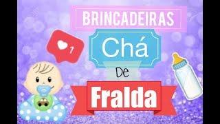 Download 5 Brincadeiras para CHÁ de FRALDA/BEBÊ Video