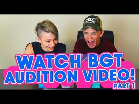 Bars and Melody -  Watch Britain's Got Talent Audition Video (PART 1)