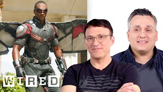 Download Every Hero in 'Avengers: Infinity War' Explained by the Russo Brothers | WIRED Video