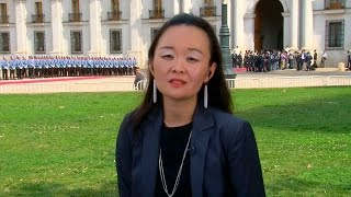 Download Julie Kim on China-Chile economic ties Video