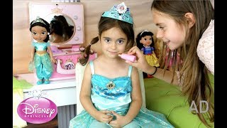 Download Transform Emily into a Princess- Princess Range Dolls Video