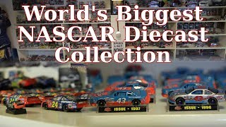 Download (Possibly) The World's Biggest NASCAR Diecast Collection Video