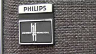 Download PHILIPS vintage Speakers ,Tuners Tape deck and turntable... Video