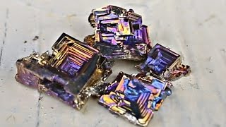 Download How to Grow Bismuth Crystals? Video