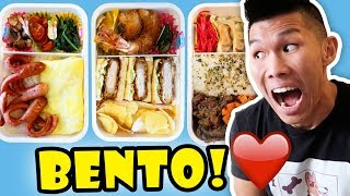 Download Making BENTO BOX for BREAKFAST LUNCH + DINNER || Life After College: Ep. 569 Video