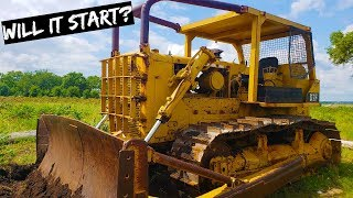 Download I Bought the Cheapest Cat Bulldozer & First Start in 10 years Video