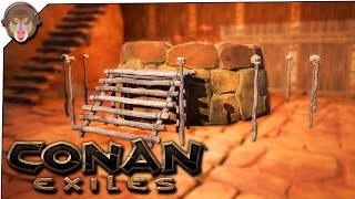 Conan Exiles Ep9 | Priests of Yog And Mitra Locations, And New Base