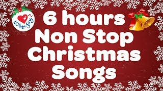 Download BEST CHRISTMAS SONGS & Most Popular Christmas Song Playlist 6 hours - Merry Sing Along Christmas Video
