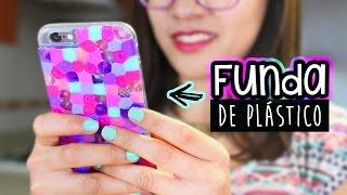 Download ¡FUNDAS PARA CELULAR DE PLÁSTICO CASERO! Fácil y Original ✄ Craftingeek Video