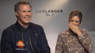 Download Will Ferrell and Kristen Wiig face tough questions from kids about Zoolander 2 Video
