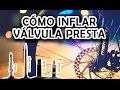 Download Como inflar una VÁLVULA PRESTA Video