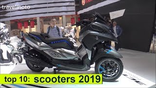 Download Top 5 scooters 2019 Video