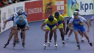 Download SENIOR Men 3000M RELAY - Final - Speed Skating | World Championships 2018 - Heerde Video