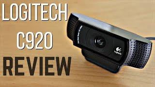 Download Logitech C920 HD Pro Webcam Review + Test Video