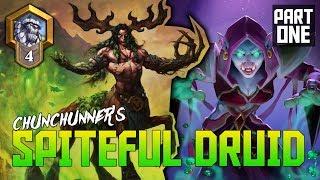 Download Spiteful Druid @ Rank 5-4 | Part 1 | Hearthstone Video