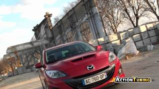Download Essai nouvelle Mazda 3 MPS 2010 par Action-Tuning Video
