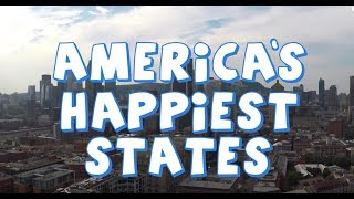 Download The 10 HAPPIEST STATES in AMERICA Video