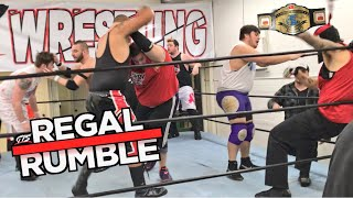 Download CRAZIEST ROYAL RUMBLE EVER FOR YOUTUBE HEAVYWEIGHT WRESTLING CHAMPIONSHIP! GTS Regal Rumble 2018! Video