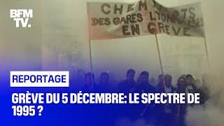 Download Grève du 5 décembre: le spectre de 1995 ? Video