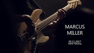 Download MARCUS MILLER in Hamburg, 05.11.2017 (full concert) Video