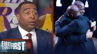 Download Is Kobe Bryant the greatest Laker ever? | FIRST THINGS FIRST Video