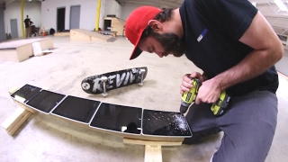 Download Skateboard Rail MADE OF IPADS! / Can We Break This!? Video
