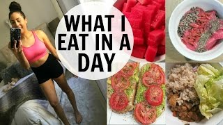 Download What I Eat In A Day #7 // Healthy & Easy Video