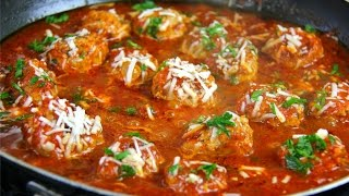 Download AMAZING! Turkey Meatballs #TastyTuesdays | ChrisDeLaRosa Video
