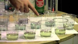 Download Bottled Water Brands Private Study... Which Ones Are Best To Drink? Video