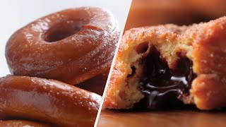 Download Delicious Recipes For Donut Lovers • Tasty Video