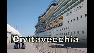 Download Jewel of The Seas - Civitavecchia Video