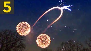 Download Top 5 Weird & Amazing Fireworks Video
