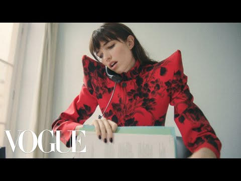Model Grace Hartzel Changes Jobs | Vogue