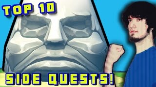 Download Top 10 Zelda Side Quests! - PBG Video