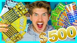 Download $500 WORTH OF LOTTERY TICKETS! Video