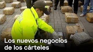 Download Narcotráfico dejó de ser principal fuente de ingresos para los cárteles - Despierta con Loret Video