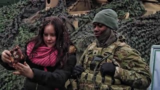 Download Polish Citizens Get To Meet U.S. Soldiers Video