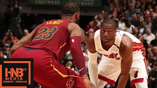 Download Cleveland Cavaliers vs Miami Heat Full Game Highlights / March 27 / 2017-18 NBA Season Video